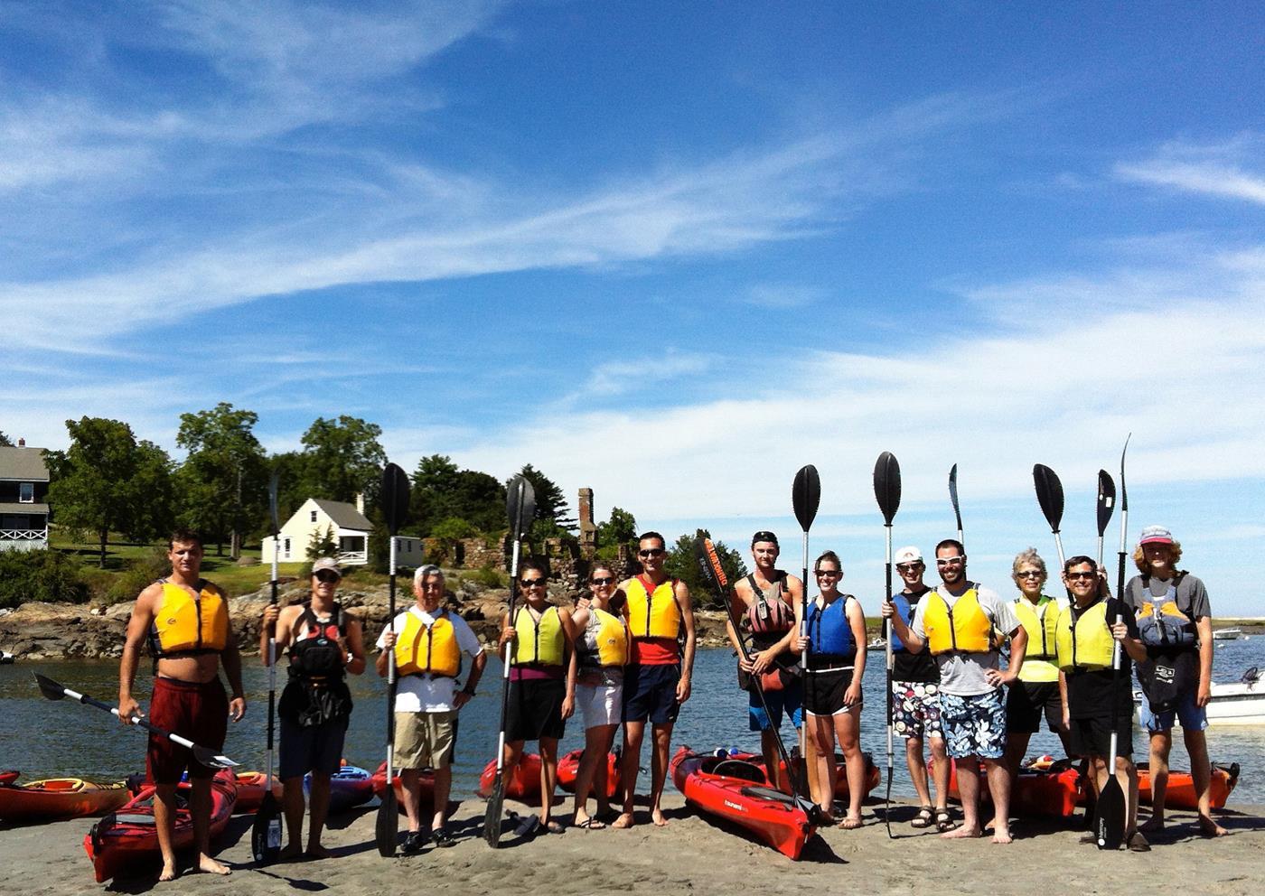3 new england bike tour and kayak