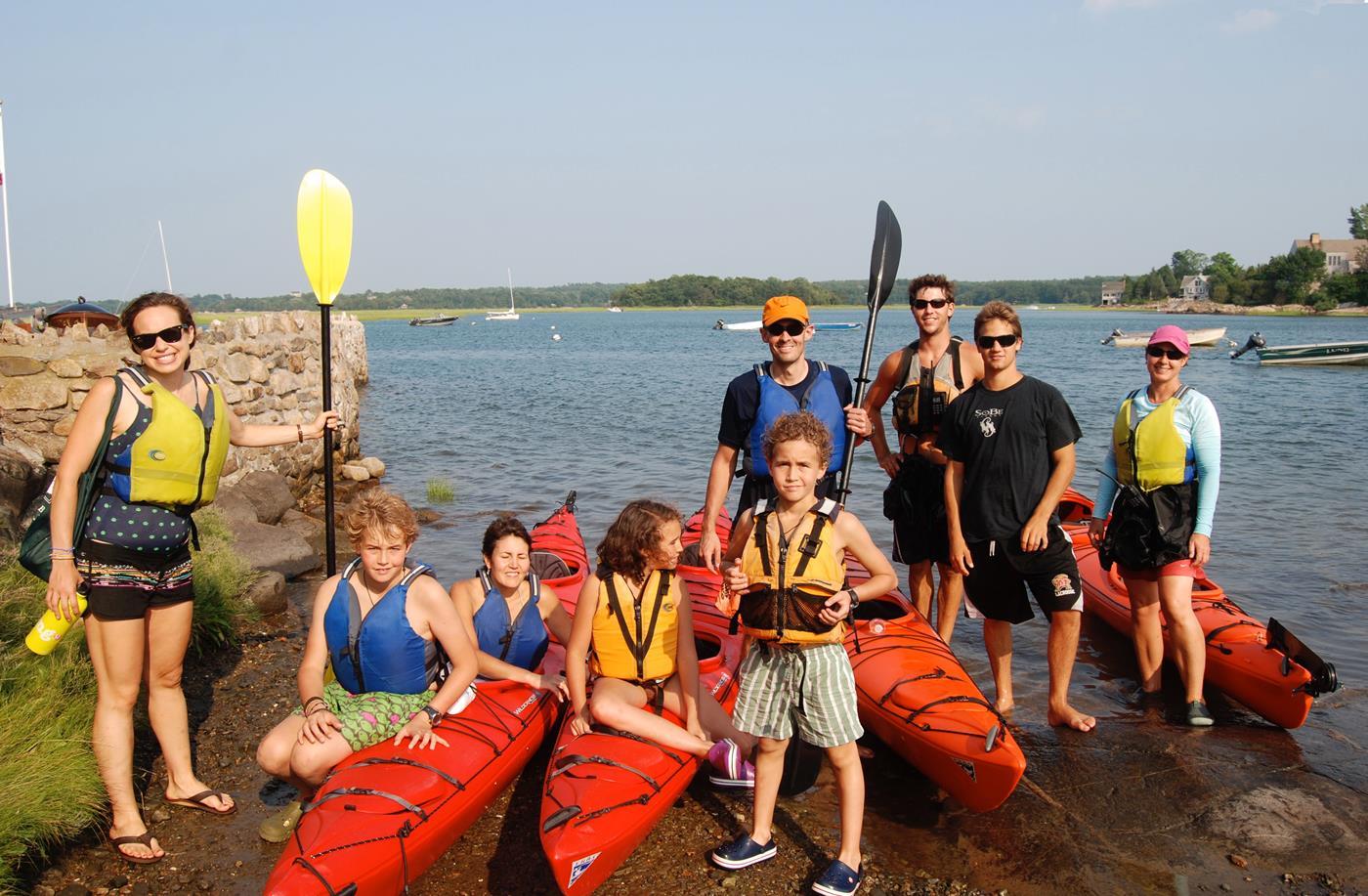 new england bike and kayak tour 3