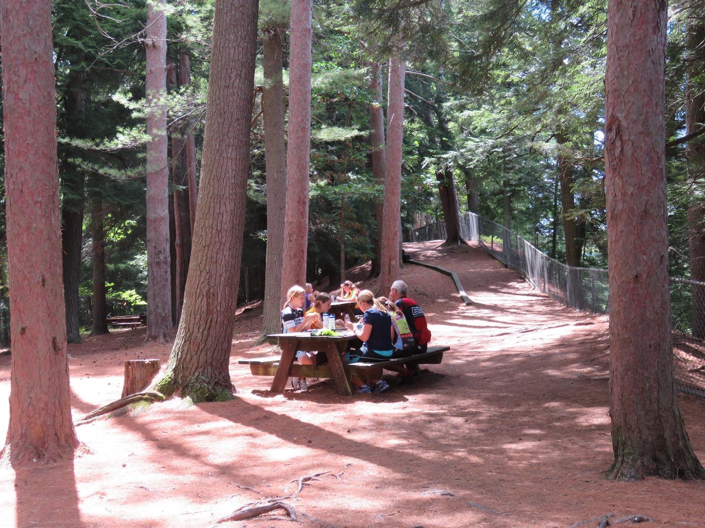 vermont walking hiking tours quechee