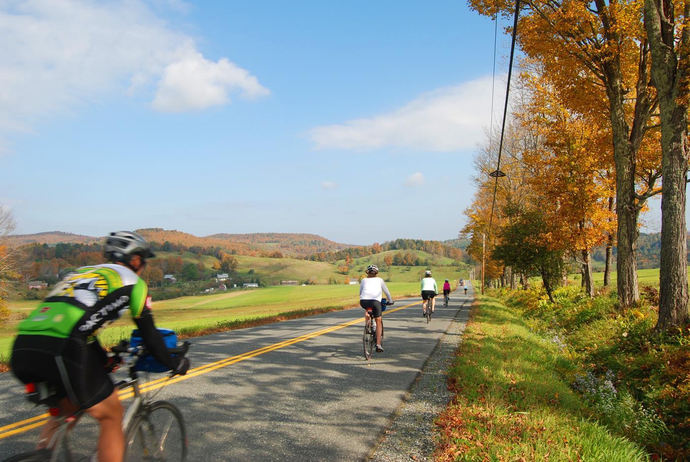 1 vermont fall bike tour 11