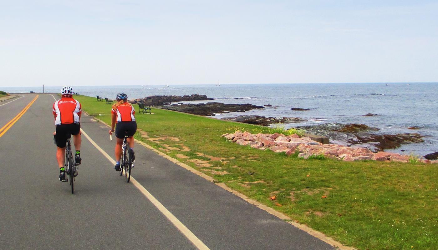 2 Inlets & Isles Rhode Island Vacation Bike Tour