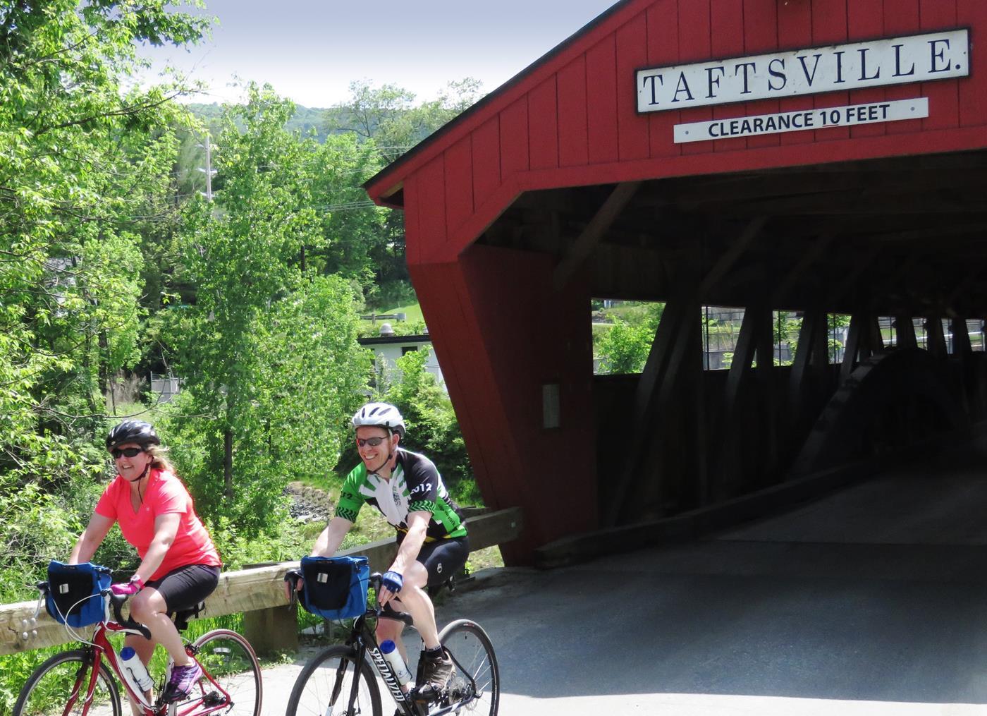 2 woodstock vt bike tours