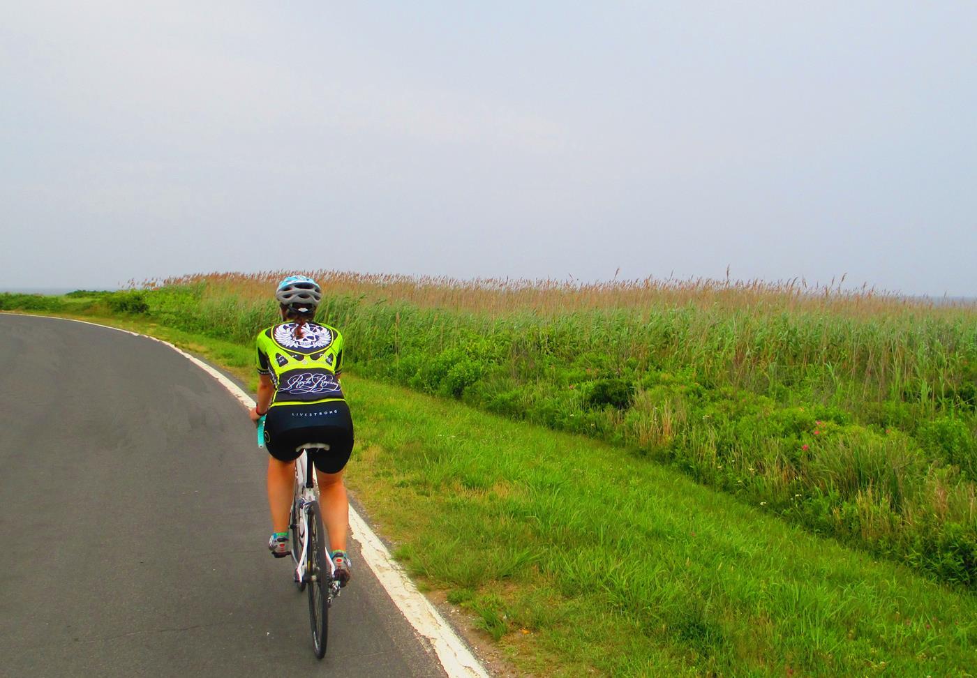 3 Rhode Island biking