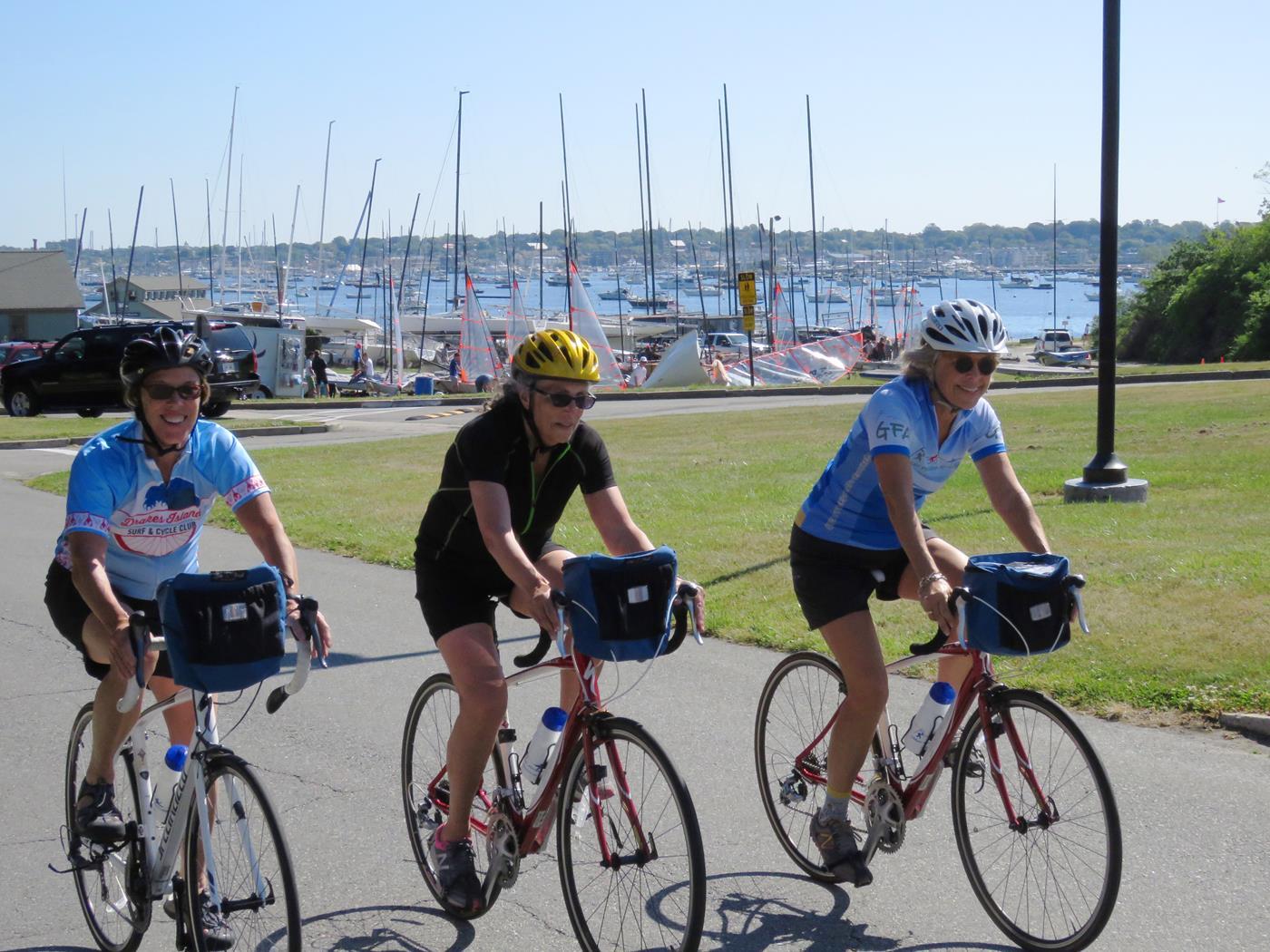 3 cycling newport ri