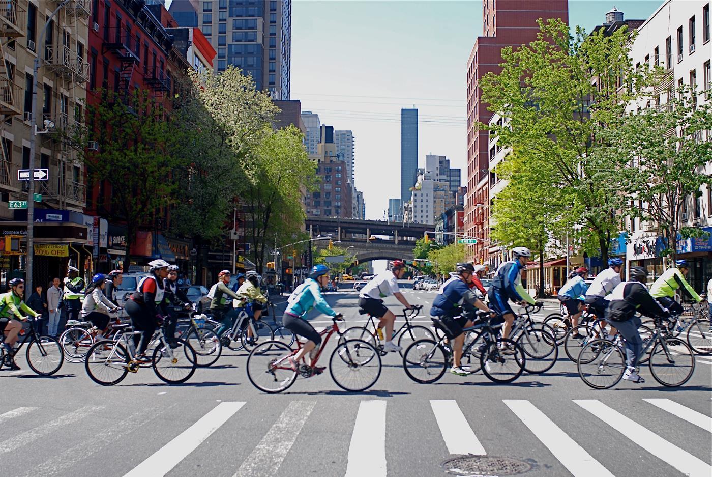 New York Manhattan Tour Itinerary