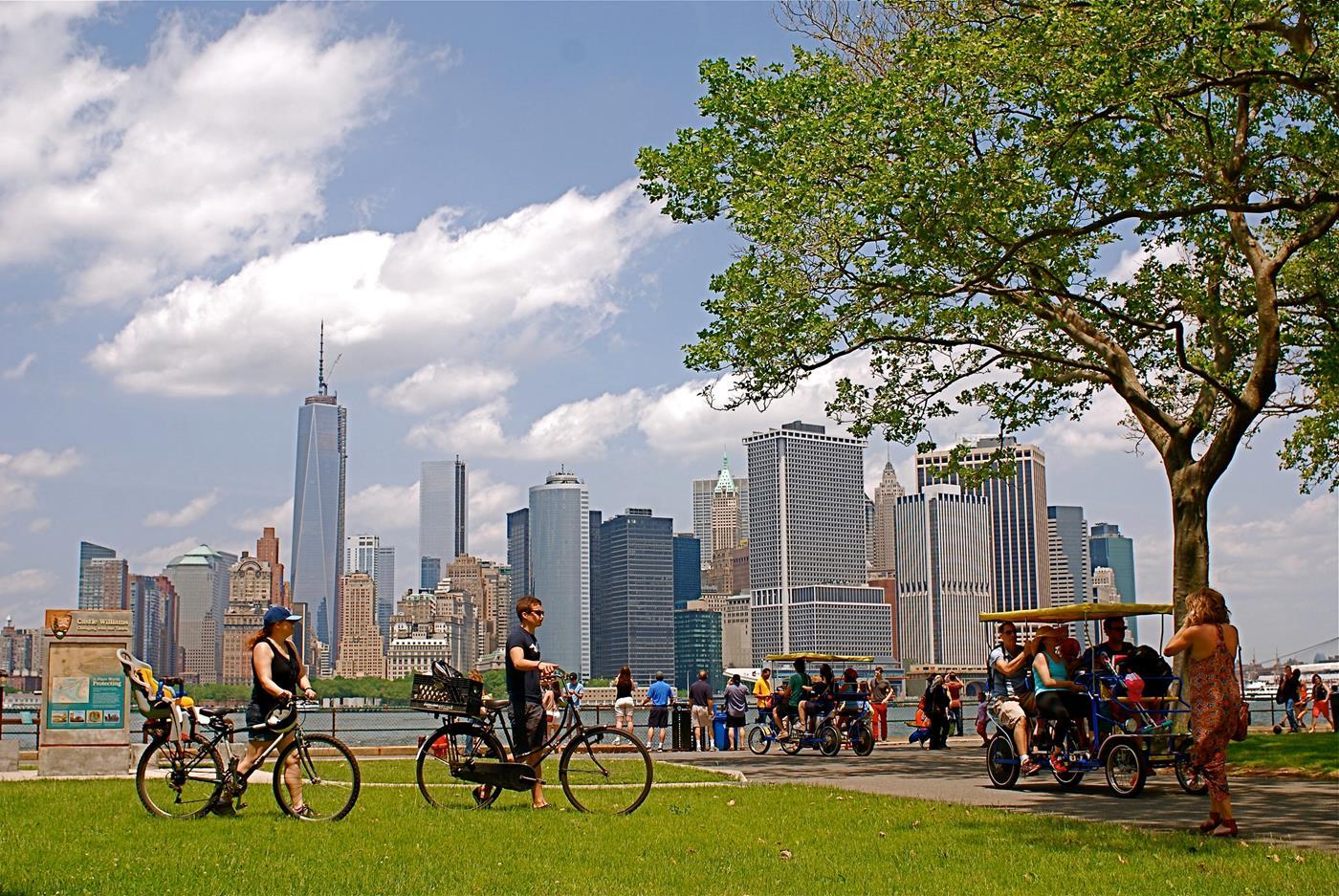 8 bike boston to new york