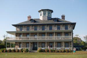 Great Freedom Adventures Coastal New England Bike Tours Stone House
