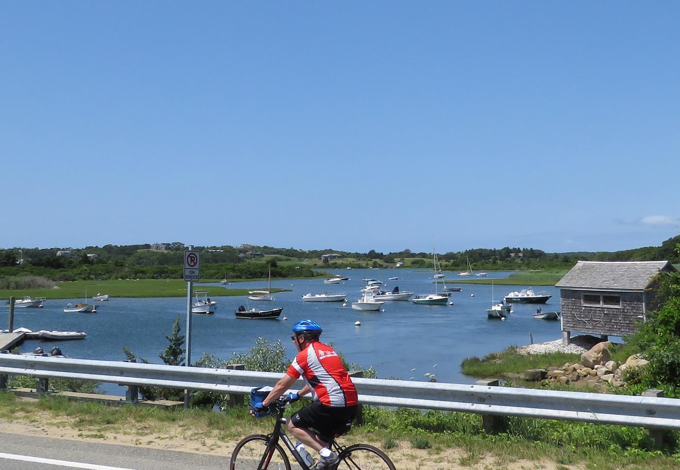 cape cod vacation bike tour 8