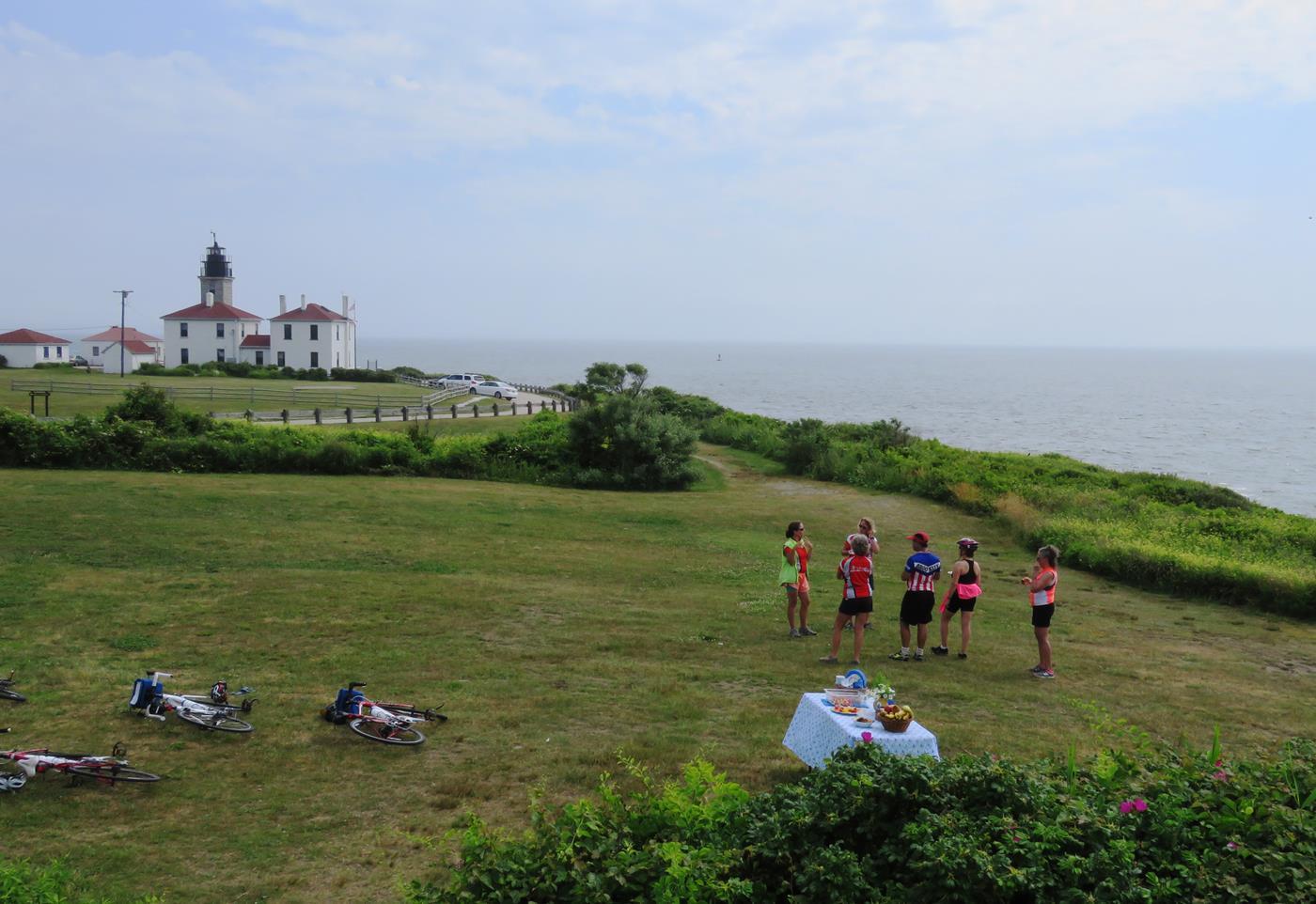 cycling rhode island