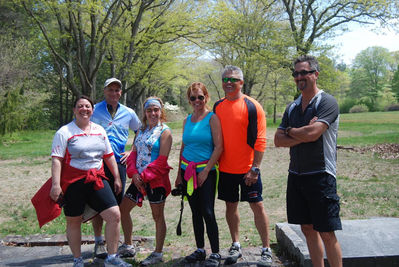 easy bike hike tours