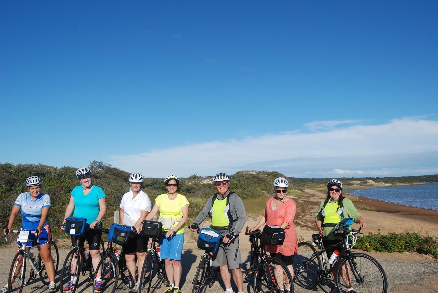 marthas vineyard vacation bike tour 7