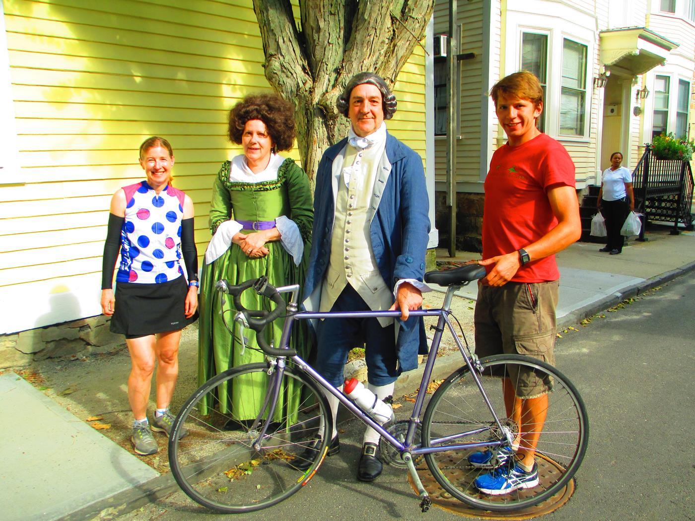 newport ri bike tour 6 great freedom adventures