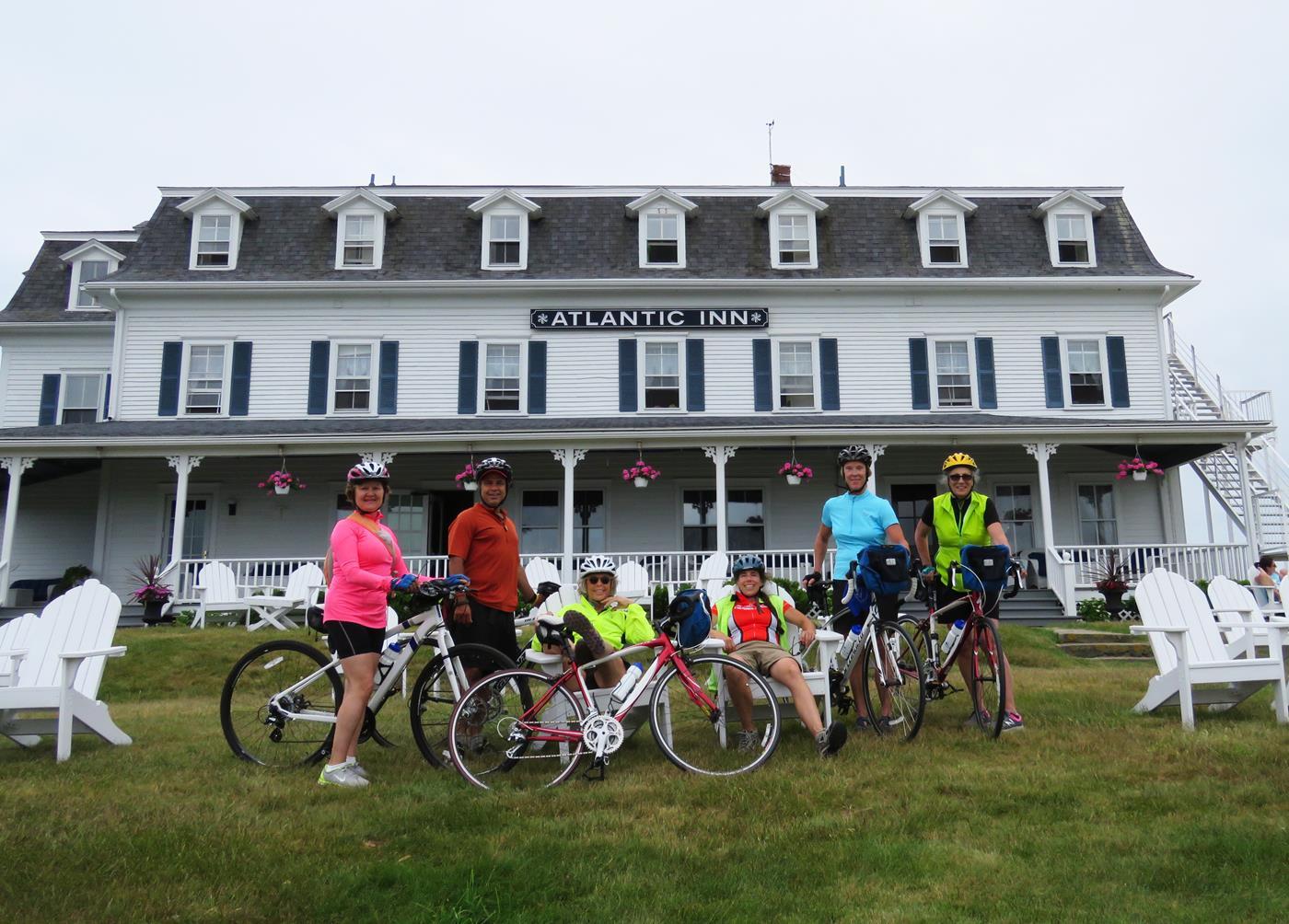 rhode island vacation bike tour 6