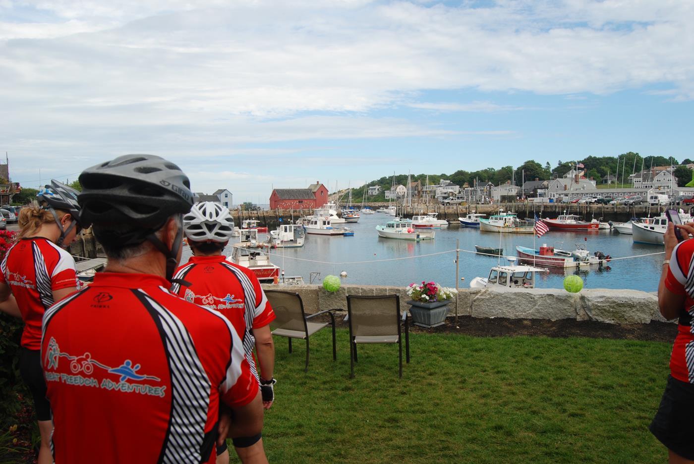 rockport ma bike tour