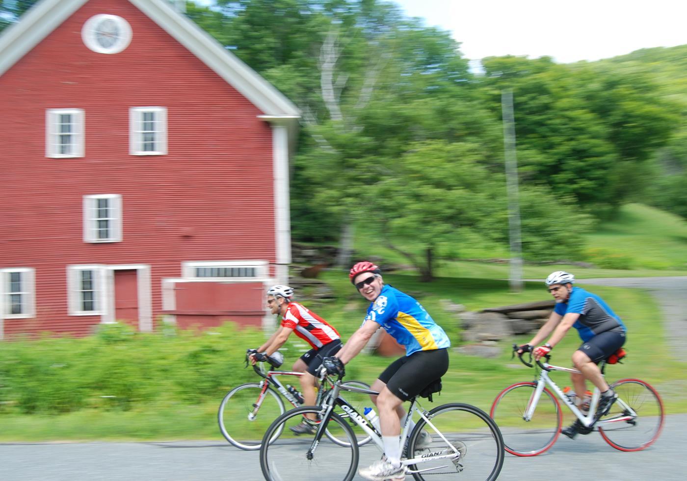 vermont bike trip 12