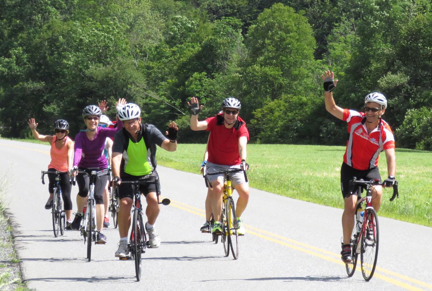 vermont bike trip 4