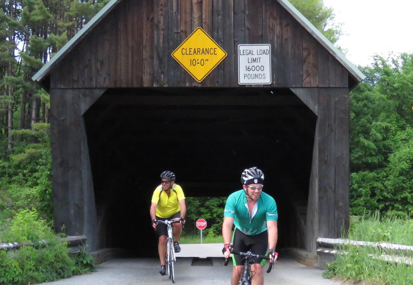vermont biking 2
