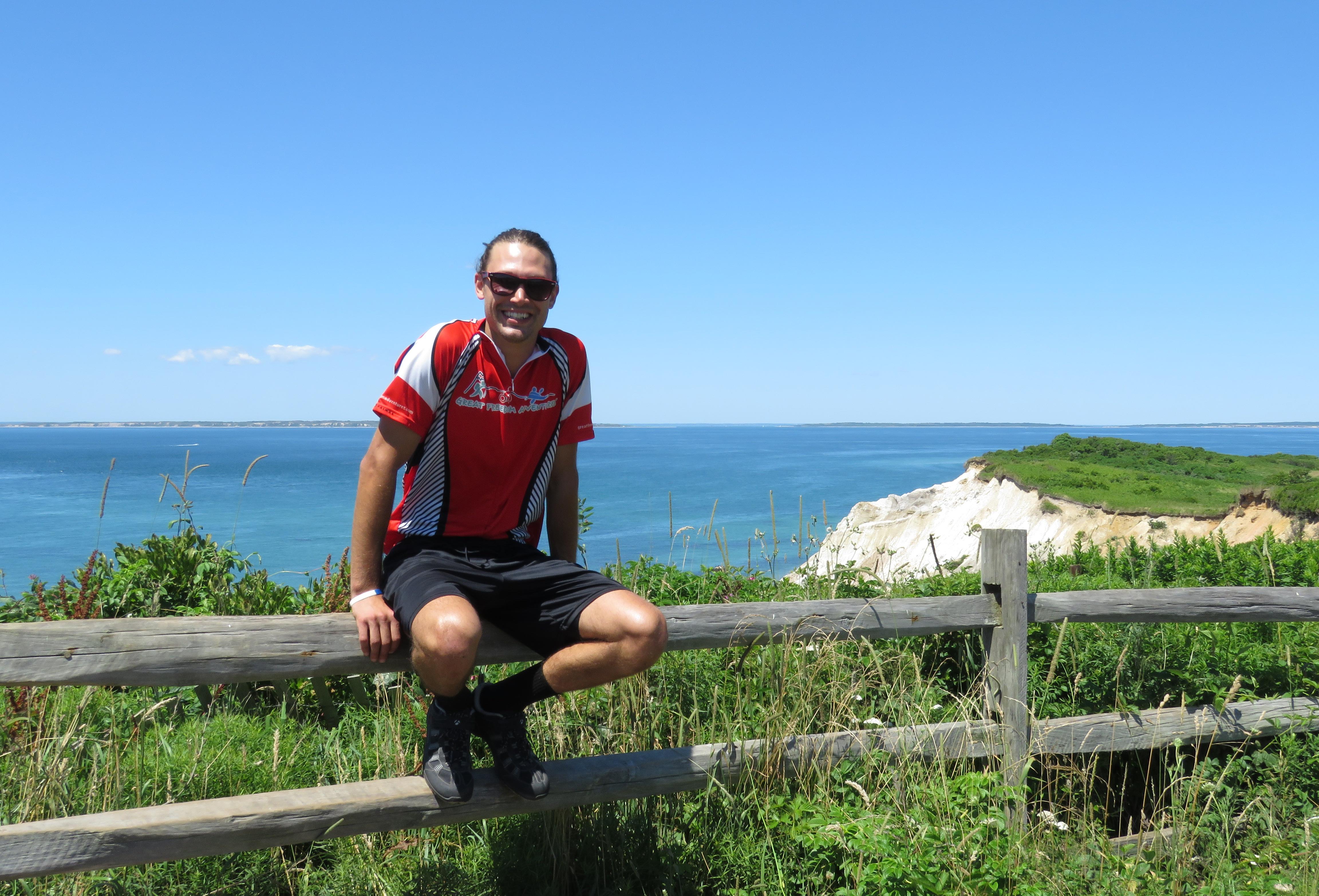 Great Freedom Adventures Bike Tour Leader